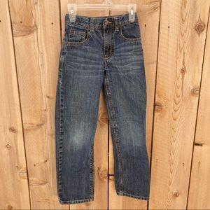 Gymboree classic jeans size 8 slim adjustable